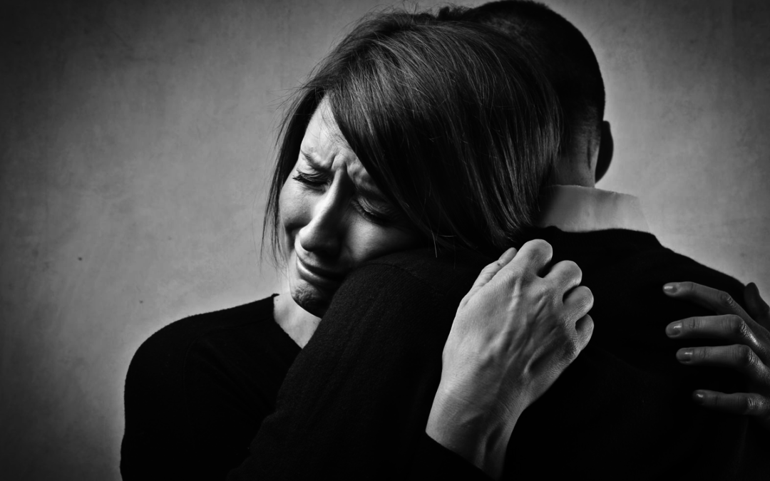 When a Healthy Relationship Goes Sour in Times of Stress